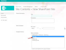 Sharepoint Team Site Template Missing Blank Site Template In Sharepoint 2013 Search