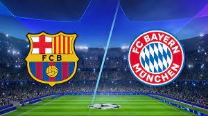 بث مباشر مباراة برشلونة وبايرن ميونخ في دوري ابطال اوروبا - صحيفة سبورت