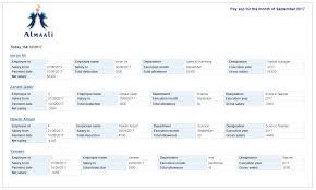 Employee Designation List Salary Report Employee Wise Almali Documentation