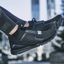 puma ignite black. puma ignite limitless - black