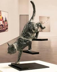 sculpture art gallery contemporary