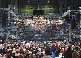 concert speakers system. concert speakers system