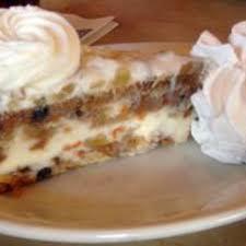 Cheesecake Factorys Carrot Cake Cheesecake