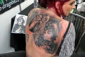 Obrazem Nádhera Tetování V Praze žádná Výsada Kriminálníků Týdencz