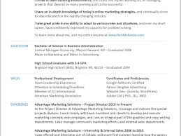 What A Resume Should Look Like Famous What A Resume Should Look Like For An Internship Ideas 98