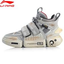 li ning fw men essence ace wade culture shoes durable genuine leather lining sport shoes