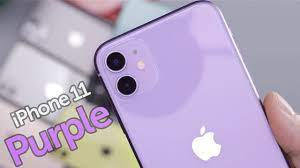Purple iPhone 11 Unboxing & First Impressions! - YouTube