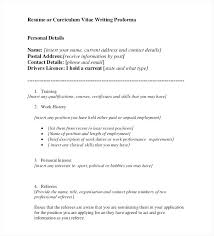 resume work history tradinghub co