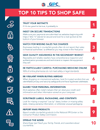 Maybe you would like to learn more about one of these? 10 Tips To Shop Safe Online During Covid 19 The Global Innovation Policy Center