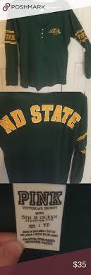 Vs Pink North Dakota State Shirt