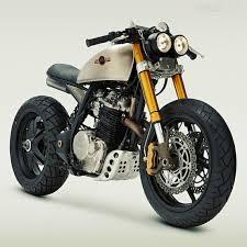 honda xl600r custom