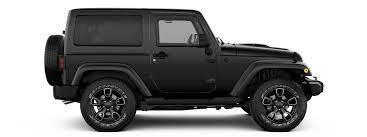 2018 jeep wrangler jk two door four door