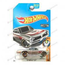 Walmart Exclusive Zamac 67 Pontiac Gto