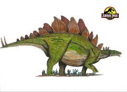 Projeto InGen: Estegossauro