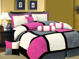 pink and black duvet covers sweetgalas