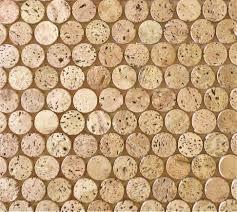 Circle Tiles Corkdotz Modwalls Cork Mosaic Tile Penny Round Modwalls Tile