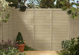 garden fence paint