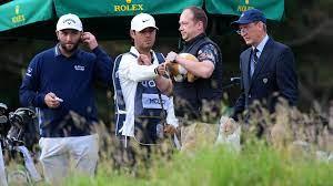 Watch: Fan grabs Rory McIlroy's club ...