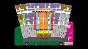 Faurot Field Seating Chart Rows Sideline Changes Would Alter Student Seating At Faurot Field