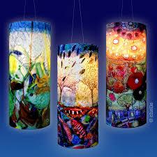 Lighting Michelle Mischkulnig Chelle Textile Solar Powered Lamp