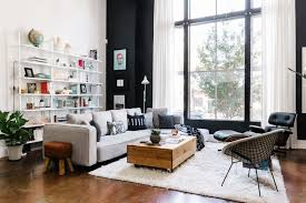 HOME TOUR: Savannah Grace's Oakland Loft -