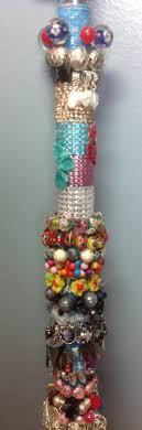 Decorative Canes Walking Sticks Decorative Beaded Cane and Walking Stick My60 Beads Talking 33