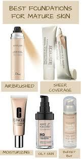 best foundations skin skin care over 50