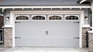 image of install garage door window inserts