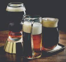 pretentious beer glass instagram designs