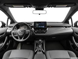2019 toyota corolla interior photos