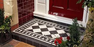 floor tiles small porch tile ideas within plans screened flooring great front with regard to