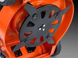lawn mower blades. 1 x pr of husqvarna lawnmower blades \u0026 bolts to suit lc19, lc19a, lc19ap models lawn mower s