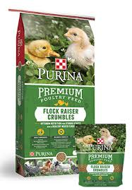 Medicated Chick Poultry Feed Purina