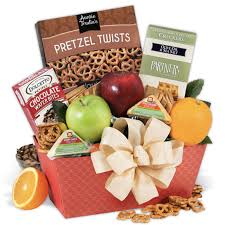 gift baskets or treats