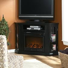 electric fireplace a center corinth wall or corner electric fireplace a center tv stand