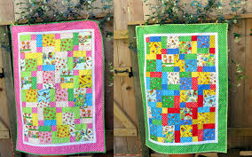 Berenstain Bears Disappearing Nine Patch Quilt Block Tutorial and ... & Berenstain Bears Disappearing Nine Patch Quilt Block Tutorial and Giveaway Adamdwight.com