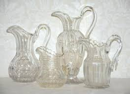 glass water jugs glass water jug with lid argos