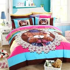 scooby doo bed set striped duvet cover hello kitty super barbie bed girls and kids comforter