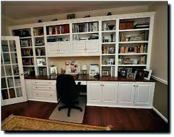 built in desk with shelves office home storage and awesome creative wall ideas bookshelf she