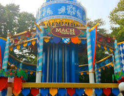 review mäch tower at busch gardens williamsburg