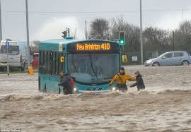 Image result for Hit by worst floods in a century, San Jose got little warning of impending disaster