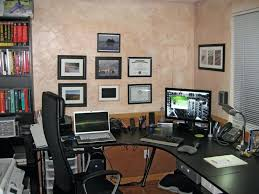 bedroom and office. House Interiors Bedroom Office Design Small Home Remodel Ideas And