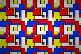 free piet mondrian block seamless wallpaper patterns