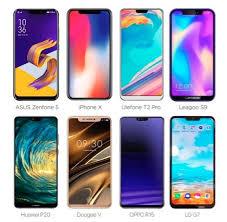 list of iphone phones