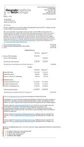 understanding the letter financial aid institute of 1 cost of attendance coa