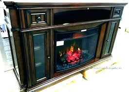 62 inch electric fireplace grand
