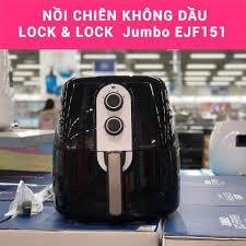 Nồi chiên không dầu Lock&Lock EJF151BLK 5.2L - NOVADIGITAL