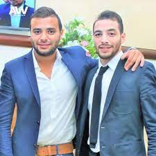تفاصيل صلاة الجنازة على شقيق رامي صبري