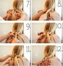 Плетение колосков инструкция