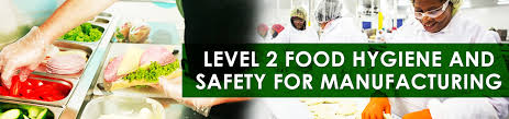 Food Safety Course Answers Level 2 Food Hygiene And Safety For Manufacturing Green